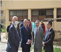 تجهيز المدن الجامعية بالإسكندرية للعزل الصحى لمصابي الكورونا