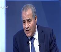 فيديو| وزير التموين: لن نستلم قمح رطوبته أكثر من 13%