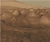 شاهد.. اكتشاف صورة تنين على سطح المريخ