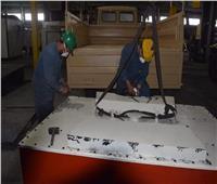 مصنع 200 الحربي ينتهي من تركيب 51 خزان لاستخدامه في أعمال تطهير كورونا
