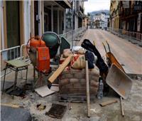 إسبانيا: انخفاض الناتج المحلي 8% وارتفاع البطاله إلي 20.9%