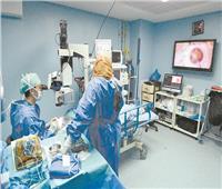 «أسبوع الشفاء» يعيد النور لعيون 18 مريضًا بـ85 ألف جنيه