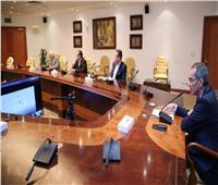 وزيرا البيئة والاتصالات يدشنان موقعا لإدارة مخلفات الرعاية الصحية