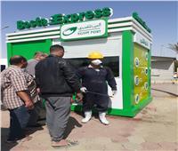 رئيس جهاز الشيخ زايد: تطهير وتعقيم جميع مواقف السيارات والمنشآت الخدمية