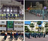 القوات المسلحة تواصل أعمال التطهير والتعقيم الوقائي بالقاهرة والإسماعيلية وبورسعيد ودمياط