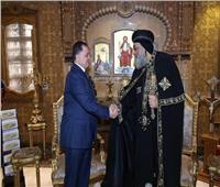 وزير الداخلية يهنئ البابا تواضروس والأقباط بعيد القيامة