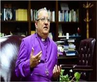 مطران الأسقفية يهنئ البابا تواضروس وبطريرك الكاثوليك بعيد القيامة