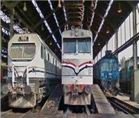 """""""السكة الحديد"""" تعلن موقف تأخيرات القطارات السبت 18 أبريل"""
