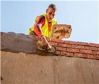 صور| صندوق «تحيا مصر» يعيد إعمار 1280 منزلا في 44 قرية