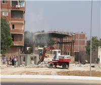 محافظ القاهرة: إزالة 173 عقار مخالفا للبناء بترعة الطوارئ