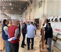 وزير الإسكان يطمئن على سير العمل وتطبيق الإجراءات الوقائية بمدينة بدر