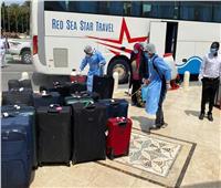 محافظ البحر الأحمر: وصول 216 مصريا من العالقين بكندا لفندق الحجر الصحي بمرسى علم