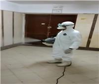 محافظة الفيوم: استمرار أعمال التعقيم والتطهير بالمستشفى العام والمدينة الجامعية