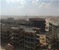 مصر فى زمن الكورونا :الإسكان: مستمرون فى إنجاز المشروعات لمضاعفة المعمور من 7 % إلى 14 %