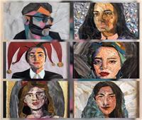 طلاب الفنون الجميلة بجامعة حلوان يتألقون في مشاريع مادة التصوير