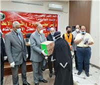 محافظ القاهرة: توزيع مواد غذائية على مليون أسرة بالعاصمة