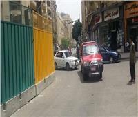 غلق كلى لشارع الأهرام لمدة 8 ساعات
