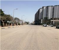 صور| كورنيش وحدائق بنها في شم النسيم بلا مواطنين