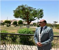 محافظ أسوان: التزام كامل من المواطنين بقرارات الحظر في شم النسيم