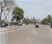 أخبار اليوم | كورنيش وحدائق القاهرة بدون مواطنين في شم النسيم