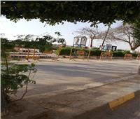 شاهد| كورنيش بنها بالقليوبية بلا مواطنين في شم النسيم