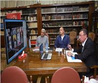 بالفيديو كونفرانس.. قرارات هامة لـ«مجلس إدارة الأهلي»