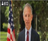 سفير أمريكا: المساعدات الطبية المصرية رمزًا للتضامن بين البلدين