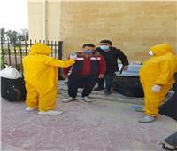 محافظ شمال سيناء تدبير مستلزمات تعقيم وتطهير شوارع مدن سيناء