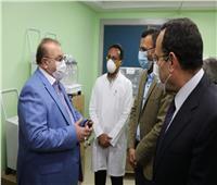 شوشه: الانتهاء من تطوير مستشفي العريش بتكلفة 134 مليون جنيه