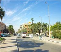 سيولة مرورية ملحوظة بمدينة 6 أكتوبر| فيديو