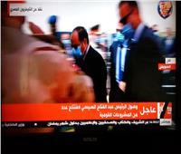 بث مباشر| الرئيس السيسي يفتتح عدداً من المشروعات القومية بالسويس
