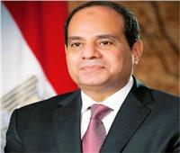 السيسي يهنئ المصريين بشهر رمضان المبارك وعيد القيامة المجيد