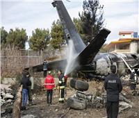 تحطم طائرة في إيران ومصرع طياريها