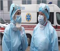 ارتفاع الإصابات بفيروس كورونا في أوكرانيا إلى 7170