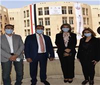 البنك الأهلي يساهم ب10 ملايين جنيه في مبنى الحجر الصحي الخاص بمؤسسة أهل مصر للتنمية