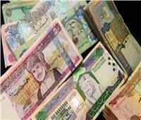 استقرار أسعار العملات العربية.. والدينار الكويتي يسجل49.80جنيه