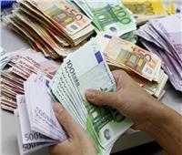 أسعار العملات الأجنبية بالبنوك.. واليورو يسجل 16.86 جنيه