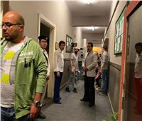 """صور  إياد نصار ينتظر عرض """"ليالينا 80"""".. ويصور مشاهده الأخيرة"""