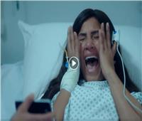 فيديو انهيار دينا الشربيني في «لعبة النسيان» يحقق 700 ألف مشاهدة