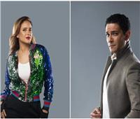 الحلقة الثانية بـ «100 وش».. نيللي كريم تعثر على آسر ياسين