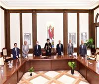 """البابا تواضروس يلتقي أعضاء مؤسسة """"إكليسيا"""""""