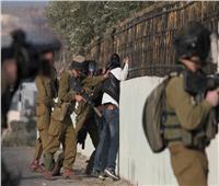 صور| الاحتلال الإسرائيلي يعتقل 3 شبان فلسطينيين في القدس