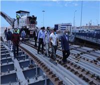 بدء التشغيل التجريبي للجراج متعدد الطوابق بميناء الإسكندرية