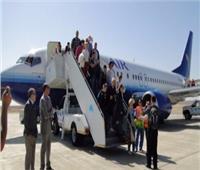 «الطيران» تنظم غداً 3 رحلات استثنائية لعودة المصريين من موسكو وواشنطن وكييف