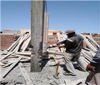 رئيس جهاز «دمياط الجديدة»: إزالة فورية لمخالفة البناء بالحي الرابع