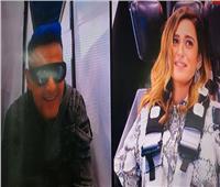 فيديو  أمينة خليل تصف رامز جلال بـ«الرزل» قبل ظهوره بشخصيته الحقيقية