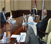 وزير الإسكان يتابع مشروع تنمية الساحل الشمالي الغربي