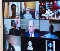 أول اجتماع لمكتب الصندوق الأفريقي لمواجهةً كورونا