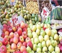 ثبات أسعار الفاكهة في سوق العبور في خامس أيام رمضان