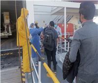 بالصور.. استمرار تعقيم مترو الأنفاق ضد كورونا
